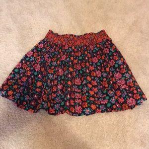 Kate Spade Cotton Floral Skirt